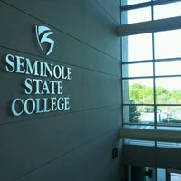 Photo taken at Seminole State College by ann f. on 3/15/2012