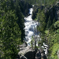 Photo taken at Yellowstone National Park by Brian Z. on 7/31/2012