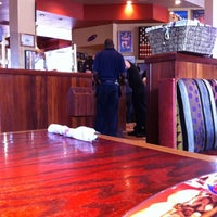 Photo taken at Red Robin Gourmet Burgers by Aaron H. on 3/23/2012