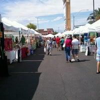 Photo taken at Fresh52 Farmers Market by Emma P. on 9/9/2012