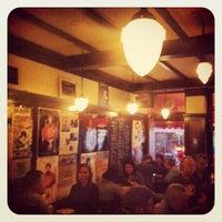 Photo taken at Stoop en Stoop Eetcafe by Dashа 🐝 F. on 4/13/2012