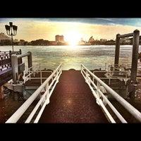 Photo taken at Anantara Bangkok Riverside Spa & Resort by Champ W. on 7/2/2012