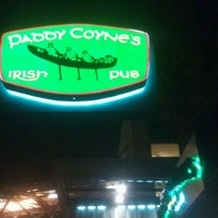 Photo taken at Paddy Coyne's by Bryan B. on 8/27/2012