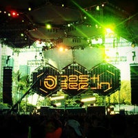 Photo taken at Ultra Music Festival XIV 2012 by kat c. on 3/26/2012