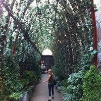 Photo taken at Mondrian SoHo by Morgan L. on 7/27/2012