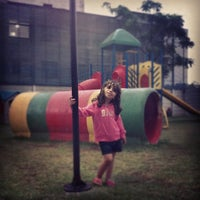 Photo taken at Playground - Condominio Morumbi Park by FranHaydin on 3/24/2012
