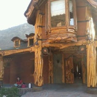 Photo taken at Casa Bosque by Abraham A. on 3/11/2012