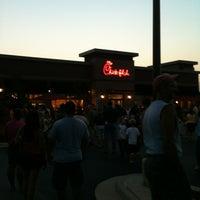 Photo taken at Chick-fil-A by Rebekah M. on 8/2/2012