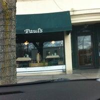 Photo taken at Paul's Italian Restaurant by natasha j. on 4/2/2012