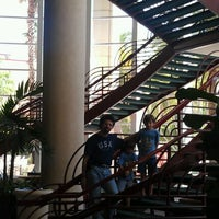 Photo taken at Rosen Centre Hotel by Christine T. on 5/18/2012