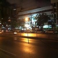 Photo taken at Phayathai Police Station by Pitz Z. on 5/3/2012