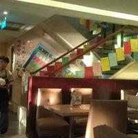 Photo taken at 新丰小吃(中山店) by Julia S. on 7/21/2012