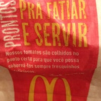 Photo taken at McDonald's by Willian L. on 8/25/2012