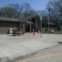 Photo taken at Kankakee Rest Area Northbound by Michael C. on 3/25/2012