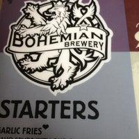 Photo taken at Bohemian Brewery by Alex M. on 6/25/2012