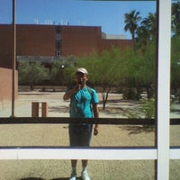 Photo taken at Gould-Simpson Building (University of Arizona) by sunny on 8/10/2012