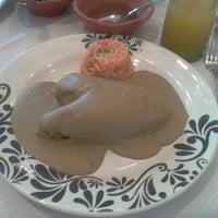 Photo taken at Fonda Mexicana by David R. on 8/7/2012