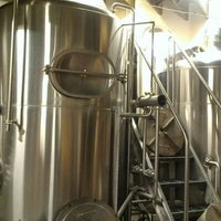 Photo taken at Upright Brewing by Steven A. on 3/17/2012