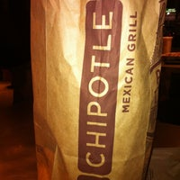 Photo taken at Chipotle Mexican Grill by Joseph B. on 3/6/2012