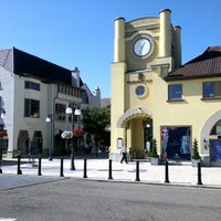 Photo taken at Maasmechelen Village by philippe l. on 9/8/2012