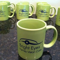 Photo taken at Bright Eyes Family Vision Care by Nathan B. on 2/20/2012