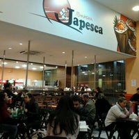 Photo taken at Temakeria Japesca by Amanda K. on 7/19/2012