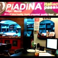Photo taken at Piadina Italiana by Mark Steven 2. on 8/27/2012