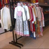 Photo taken at Alia Boutique by Aprilia M. on 3/23/2012