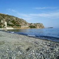 Photo taken at Spiaggia di Bova Marina - Zona Fairstar by MarioMiX on 9/1/2011
