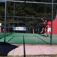 Photo taken at Santuario Schoenstatt Los Pinos by Josefa B. on 10/1/2011