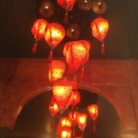 Photo taken at Katra Lounge by Christina C. on 8/26/2012