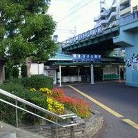 Photo taken at Oji-koen Station (HK14) by Jack R. on 11/24/2011