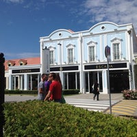 Photo taken at McArthurGlen Designer Outlet Parndorf by Christian Z. on 7/14/2012