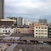 Photo taken at The Centric Ratchada Hotel Bangkok by ken k. on 8/2/2012
