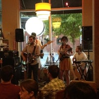 Photo taken at Casablanca Coffee by Franklin G. on 6/30/2012