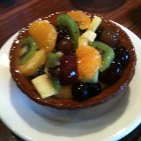 Photo taken at la Madeleine Country French Café by Holly C. on 10/15/2011