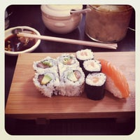Photo taken at Sushi Sano by Nisa D. on 6/17/2012