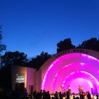 Photo taken at Levitt Shell by Joe A. on 6/8/2012