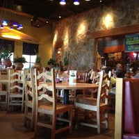 Photo taken at On The Border Mexican Grill & Cantina by Carter P. on 8/3/2012