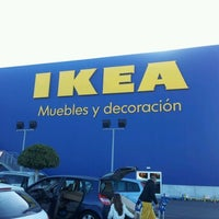 Photo taken at IKEA by José María S. on 12/28/2011
