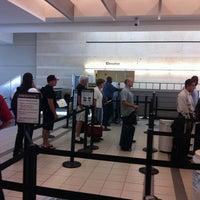 Photo taken at ONT Terminal 4 by Christina C. on 9/20/2011