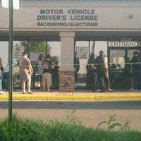 Photo taken at El Paso County Clerk & Recorder (Union Town Center) by Brian B. on 8/25/2012