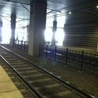 Photo taken at Convention Center Station (DART Rail) by Eric H. on 11/24/2011