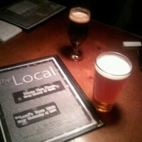Photo taken at The Local by Chris W. on 11/15/2011