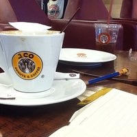 Photo taken at J.Co Donuts & Coffee by Alvia P. on 2/11/2012