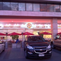 Photo taken at Johnny Rockets by Daniel P. on 9/23/2011