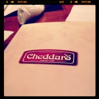 Photo taken at Cheddar's by Jeff S. on 1/30/2012