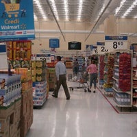 Photo taken at Walmart by Montserrat Castañeda on 7/20/2012
