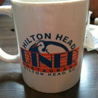 Photo taken at Hilton Head Diner by Amanda A. on 5/27/2012