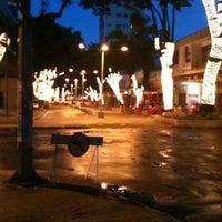 Photo taken at Amarelim by Felipe S. on 12/26/2011